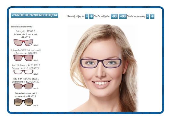 35b77f39aed7 Przymierz okulary on-line nie wychodząc z domu.